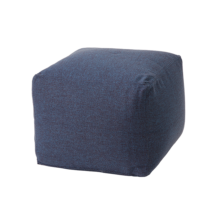 ARCHIMEDE - square pouf indoor/outdoor