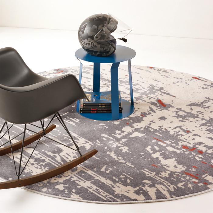 SAPORE DI VANIGLIA velvet tufted carpet
