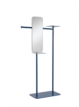 BABELE SMALL valet stand with small mirror