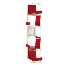 LIBRO VERTICALE wall bookcase cm 29x29x156h