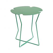 COROLLA - coffee table cm ø 45x50 h