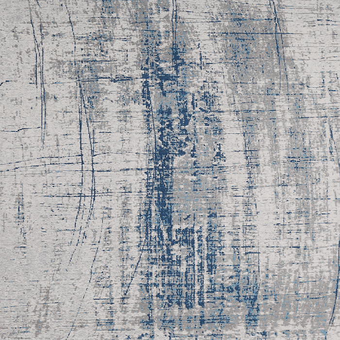 RAGGIO DI LUNA tappeto in cotone di ciniglia e poliestere
