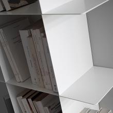 SHELF for the metal bookcase INNESTO